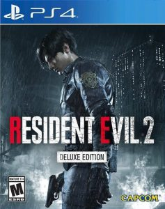 RESIDENT EVIL 2 Deluxe Edition [PKG] [UPDATE] [FIX] [DLCs] [PS4] [EUR] [MF-MG-GD]