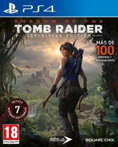 Shadow of the Tomb Raider Definitive Edition [PKG] [UPDATE] [FIX] [PS4] [EUR] [MF-MG-1f]