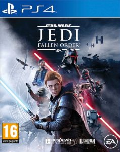 STAR WARS Jedi: Fallen Order [PKG] [FIX] [PS4] [EUR] [MF-MG-GD]