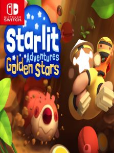 Starlit Adventures Golden Stars (NSP) [Switch] [MF-MG-GD]