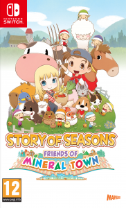 STORY OF SEASONS: Friends of Mineral Town (NSP) [Switch] [MF-MG-GD]