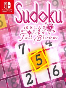Sudoku Relax 5 Full Bloom (NSP) [Switch] [MF-MG-GD]