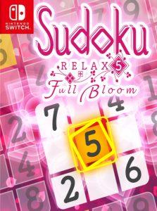 Sudoku Relax 5 Full Bloom (NSP) [Switch] [MF-MG-GD]