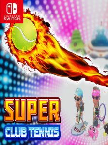 Super Club Tennis (NSP) [Switch] [MF-MG-GD]