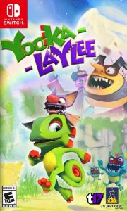 Yooka-Laylee (NSP) [UPDATE] [Switch] [MF-MG-GD]