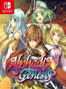 Alphadia Genesis (NSP) [Switch] [MF-MG-GD]