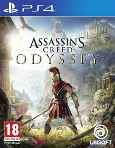 Assassin's Creed Odyssey [PKG] [UPDATE] [FIX] [PS4] [EUR] [MF-MG-1F]