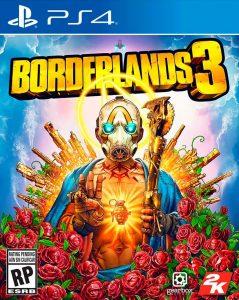 Borderlands 3 [PKG] [PS4] [EUR] [MF-MG-1F]