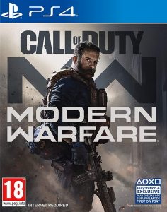 Call of Duty: Modern Warfare [PKG] [UPDATE] [DLCs] [US] [PS4] [MF-MG-1F]