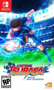 Captain Tsubasa: Rise of New Champions Month 1 Edition NSP UPDATE DLCs SWITCH