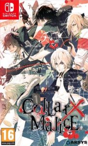 Collar X Malice -Unlimited- (NSP) [Switch] [MF-MG-GD]
