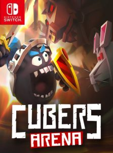 Cubers: Arena (NSP) [UPDATE] [Switch] [MF-MG-GD]