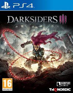 Darksiders III [PKG] [UPDATE] [DLCs] [FIX] [PS4] [EUR] [MF-MG-1F]
