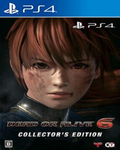 DEAD OR ALIVE 6 Collector's Edition [PKG] [UPDATE] [DLCs] [FIX] [PS4] [EUR] [MF-MG-1F]