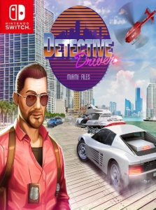 Detective Driver: Miami Files (NSP) [Switch] [MF-MG-GD]