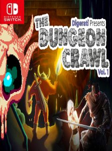 Digerati Presents: The Dungeon Crawl Vol. 1 (NSP) [Switch] [MF-MG-GD]