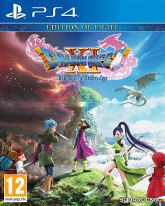 DRAGON QUEST XI: ECHOES OF AN ELUSIVE AGE [PKG] [FIX] [PS4] [EUR] [MF-MG-1F]
