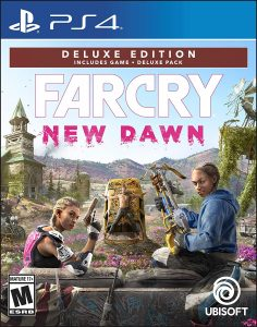 Far Cry New Dawn Deluxe Edition [PKG] [UPDATE] [FIX] [PS4] [EUR] [MF-MG-GD]