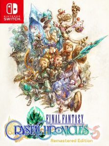 FINAL FANTASY CRYSTAL CHRONICLES Remastered Edition (NSP) [UPDATE] [Switch] [MF-MG-GD]