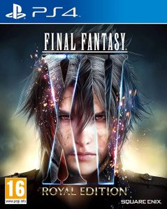 FINAL FANTASY XV ROYAL EDITION PKG UPDATE DLCs PS4 EUR