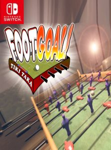 FootGoal! Tiki Taka (NSP) [Switch] [MF-MG-GD]