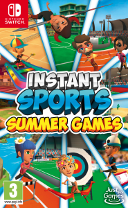 Instant Sports Summer Games (NSP) [Switch] [MF-MG-GD]