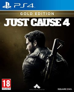 Just Cause 4 – Gold Edition [PKG] [UPDATE] [DLCs] [FIX] [PS4] [US] [MF-MG-1F]