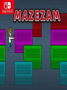 MazezaM – Puzzle Game (NSP) [Switch] [MF-MG-GD]
