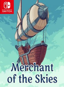 Merchant of the Skies (NSP) [Switch] [MF-MG-GD]