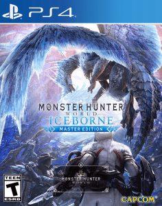 Monster Hunter World: Iceborne [PKG] [UPDATE] [DLCs] [PS4] [EUR] [MF-MG-1F]