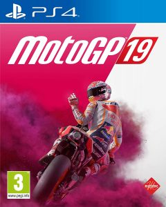 MotoGP 19 [PKG] [UPDATE] [PS4] [EUR] [MF-MG-1F]