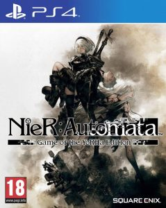 NieR:Automata GOTY Edition [PKG] [UPDATE] [DLCs] [FIX] [PS4] [EUR] [MF-MG-1F]