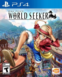 ONE PIECE World Seeker [PKG] [UPDATE] [FIX] [PS4] [EUR] [MF-MG-1F]