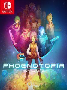 Phoenotopia: Awakening (NSP) [Switch] [MF-MG-GD]