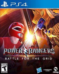 Power Rangers: Battle For The Grid [PKG] [UPDATE] [DLCs] [PS4] [EUR] [MF-MG-GD]