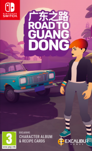 Road To Guangdong (NSP) [Switch] [MF-MG-GD]