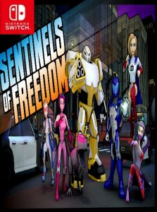 Sentinels of Freedom (NSP) [UPDATE] [Switch] [MF-MG-GD]