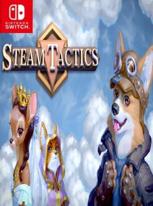 Steam Tactics (NSP) [UPDATE] [Switch] [MF-MG-GD]