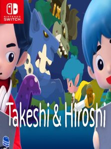 Takeshi y Hiroshi (NSP) [Switch] [MF-MG-GD]