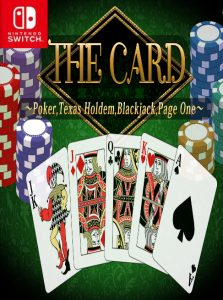 THE Card: Poker, Texas hold 'em, Blackjack and Page One (NSP) [UPDATE] [Switch] [MF-MG-GD]