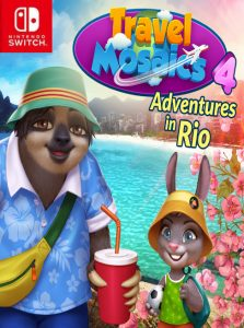 Travel Mosaics 4: Adventures In Rio (NSP) [Switch] [MF-MG-GD]
