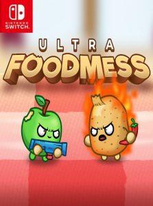 Ultra Foodmess (NSP) [Switch] [MF-MG-GD]