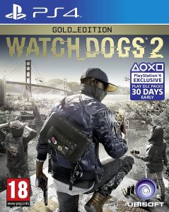 Watch Dogs®2 – Edición Gold [PS4] [UPDATE] [DLCs] [PKG] [MF-MG-1F]