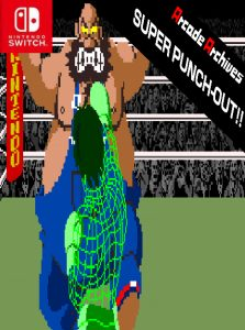 Arcade Archives SUPER PUNCH-OUT!! (NSP) [Switch] [MF-MG-GD]