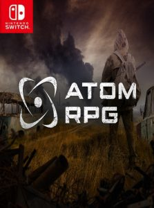 ATOM RPG (NSP) [Switch] [MF-MG-GD]