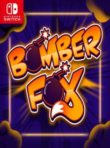 Bomber Fox (NSP) [Switch] [MF-MG-GD]