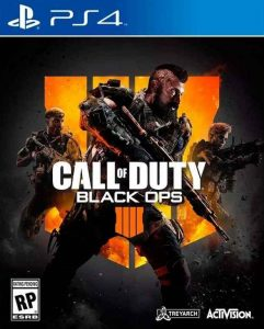 Call of Duty: Black Ops 4 [PKG] [UPDATE] [PS4] [AU] [MF-MG-1F]