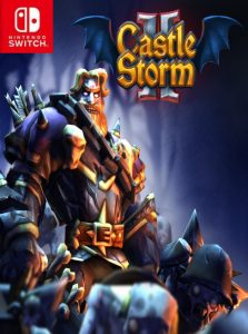 CastleStorm II (NSP) [Switch] [MF-MG-GD]