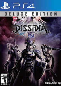 DISSIDIA FINAL FANTASY NT Deluxe Edition [PKG] [UPDATE] [DLCs] [PS4] [EUR] [USA] [MF-MG-GD]