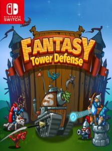 Fantasy Tower Defense (NSP) [Switch] [MF-MG-GD]